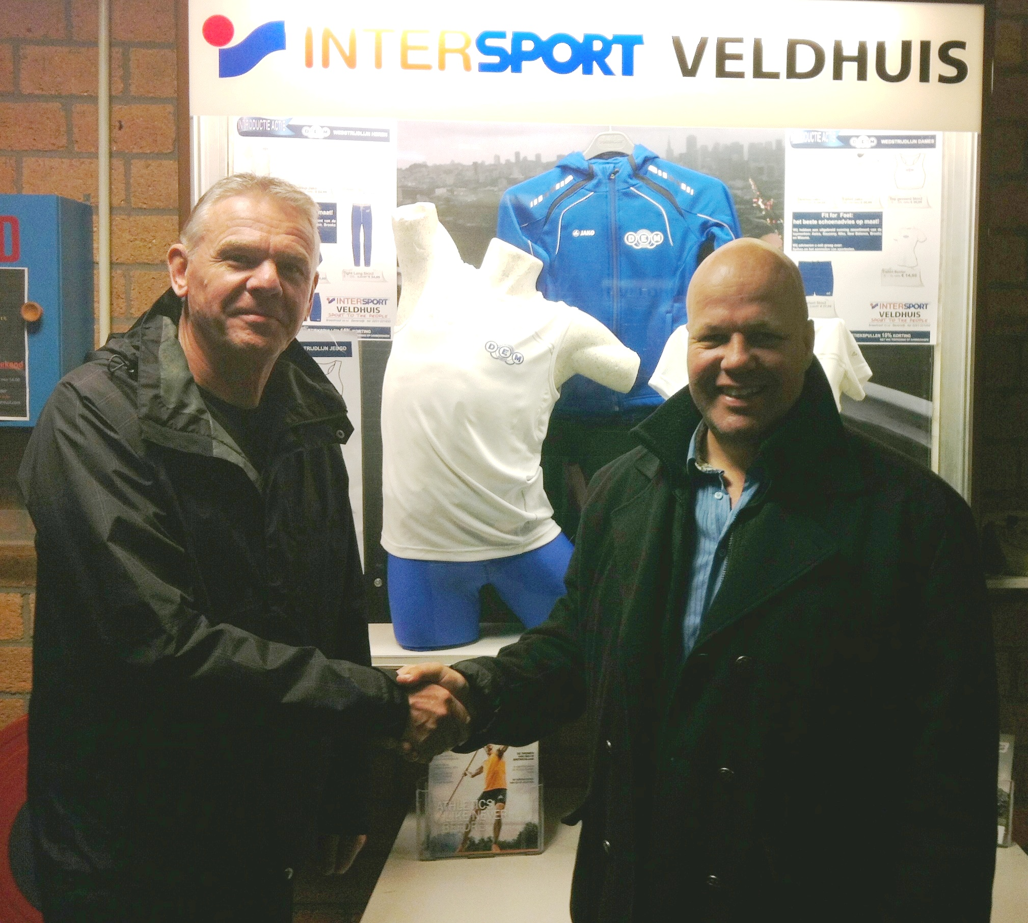 Intersport  DEM kleding