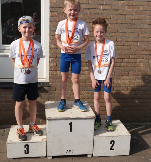 Grandioze start Pupillen competitie