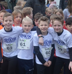 Finale Cross competitie