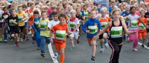 Kids Run EK in Amsterdam op 6 juli
